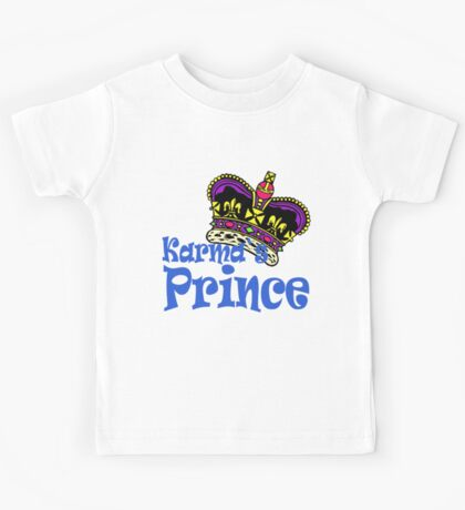 karma arts uk - Karmas Prince Kids Tee