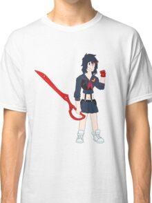Chibi-ish Ryuko Matoi Classic T-Shirt