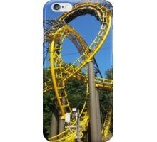Loch Ness Monster LOOPS iPhone Case/Skin