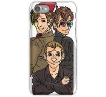 They're the Doctors  iPhone Case/Skin