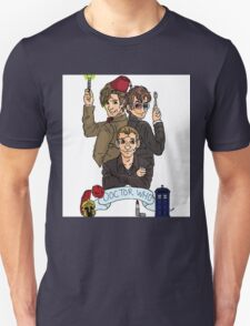 They're the Doctors (with logo) T-Shirt