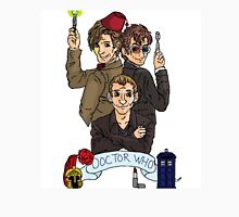 They're the Doctors (with logo) Unisex T-Shirt