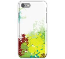Abstract Landscape 4 iPhone Case/Skin
