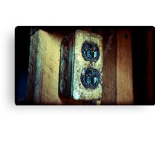 shed power Canvas Print
