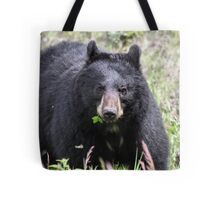 Salad Baaar (American Black Bear) Tote Bag