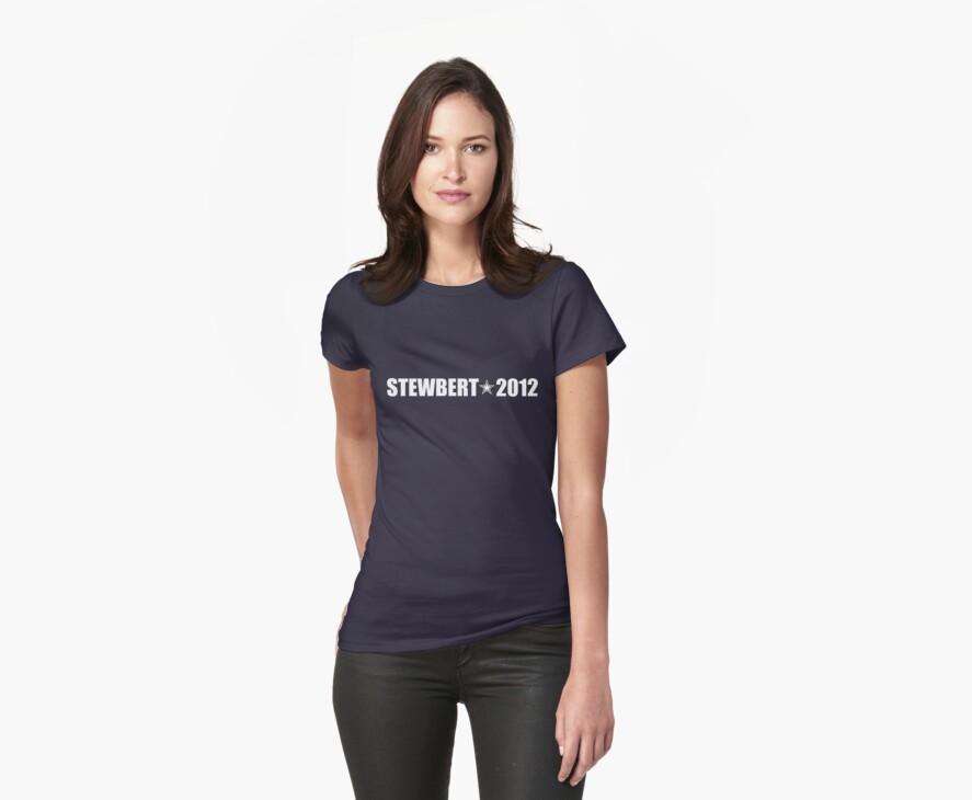 Stewbert 2012 White A by LTDesignStudio