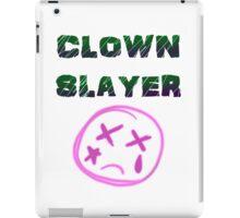 Clown Slayer iPad Case/Skin
