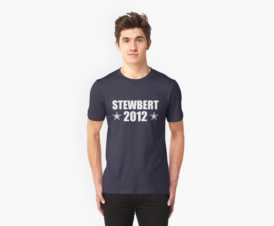 Stewbert 2012 White B by LTDesignStudio