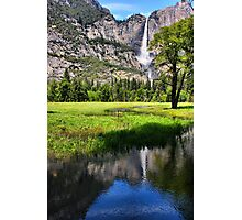 A Valley View Photographic Print