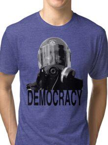 Riot Squad Democracy Tri-blend T-Shirt