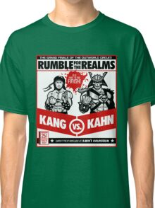 Let's Get Ready to Kombat! Classic T-Shirt