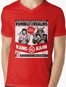 Let's Get Ready to Kombat! Mens V-Neck T-Shirt
