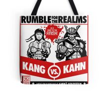Let's Get Ready to Kombat! Tote Bag