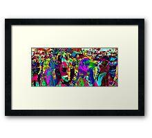 junk Women45.png Framed Print