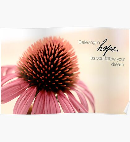 Believing In Hope Poster