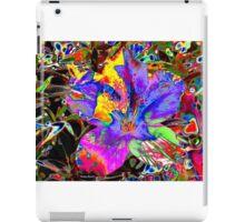 Motley Bloom iPad Case/Skin