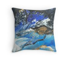 Seaside, - day 15 Throw Pillow