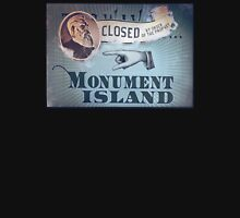 BioShock Infinite – Monument Island Closed by Order of The Prophet T-Shirt