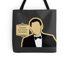 Classy Jim Tote Bag
