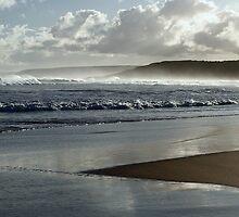 The Beach by Paula McManus