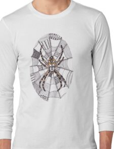 Golden Spider Long Sleeve T-Shirt