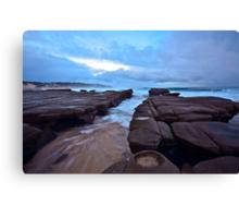 Wild Ocean. 15-7-11. Canvas Print