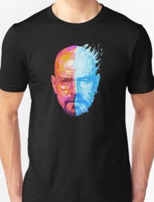 Breaking Bad - Heisenberg Fire & Ice T-Shirt