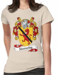 Abernethy  Womens Fitted T-Shirt