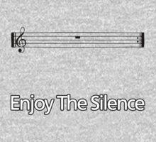 Enjoy The Silence One Piece - Short Sleeve