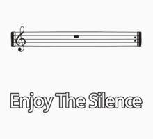 Enjoy The Silence Kids Tee