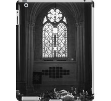 Candlelit Cathedral iPad Case/Skin