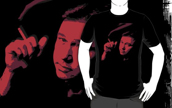 Bill Hicks 3 by YabuloStore919