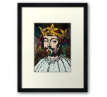 Henry VIII (of England) Framed Print
