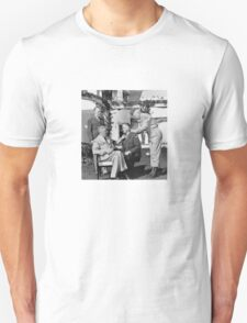 FDR Presenting Medal Of Honor To William Wilbur Unisex T-Shirt