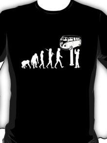 VW BUS Evolution T-Shirt