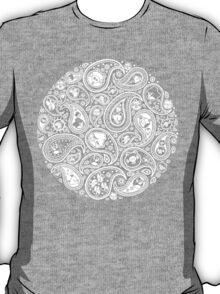 Angry Paisley T-Shirt