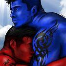 Forbidden Love Between an Angel & a Demon by emxacloud