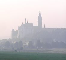 Castle Meissen Saxony Germany by FriedaAltmann