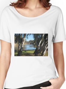 The Mighty Murray River Women's Relaxed Fit T-Shirt
