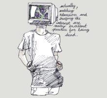 television killed by HiddenStash