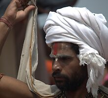 The Indian Sadhu by Dayal