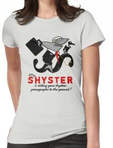 Shyster riding a paragraph VRS2 T-Shirt