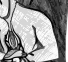 Sadness - Melting Angel character Sticker