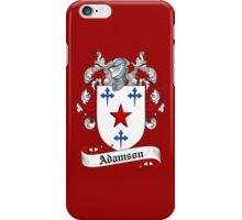 Adamson  iPhone Case/Skin