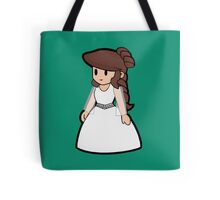 Paper Geek Princesses- Princess Leia  Tote Bag