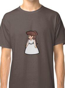 Paper Geek Princesses- Princess Leia  Classic T-Shirt