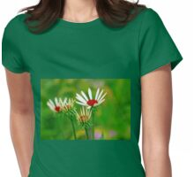 Echinacea Womens Fitted T-Shirt