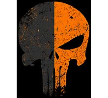 Punisher Deathstroke Photographic Print