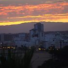 Late at the Algarve by Demelza Snell
