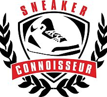 Sneaker Connoisseur by tee4daily